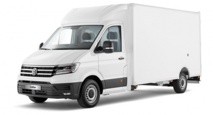 Volkswagen Crafter Citybox