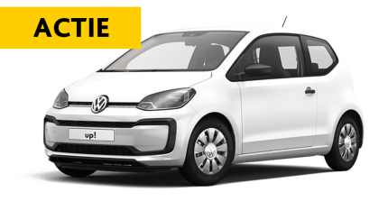 Mega flexlease actie: Volkswagen up!