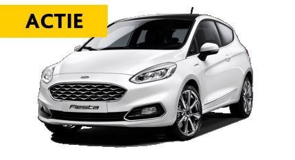 Mega flexlease actie: Ford Fiesta