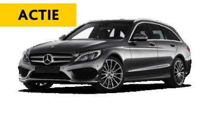 Mega flexlease actie: Mercedes C-Klasse Estate